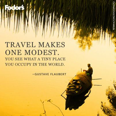 One reason,why you should travel
